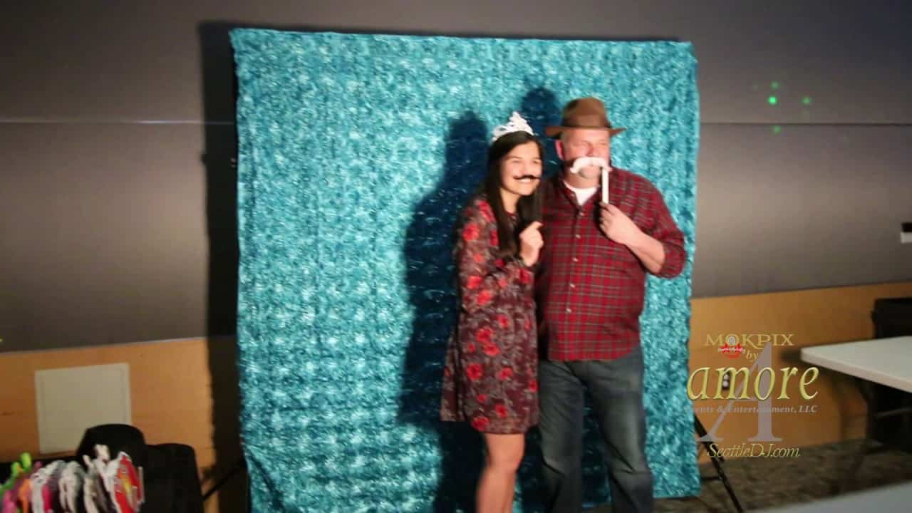 Daddy Daughter Dance DJ & Photo Booth