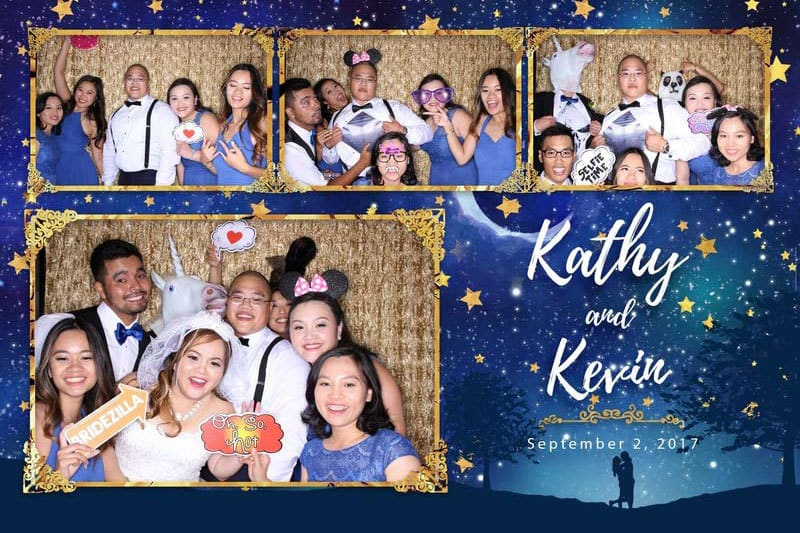 Photo Booth Rental Custom Overlay